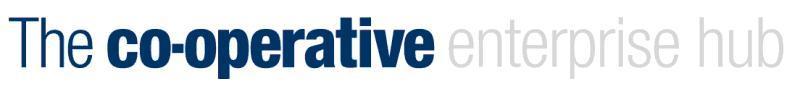 Co-operative Enterprise Hub